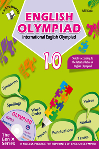 INTERNATIONAL ENGLISH OLYMPIAD - CLASS 10