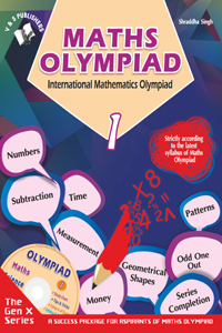 INTERNATIONAL MATHS OLYMPIAD - CLASS 1