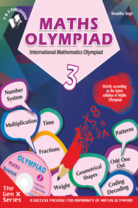 INTERNATIONAL MATHS OLYMPIAD - CLASS 3